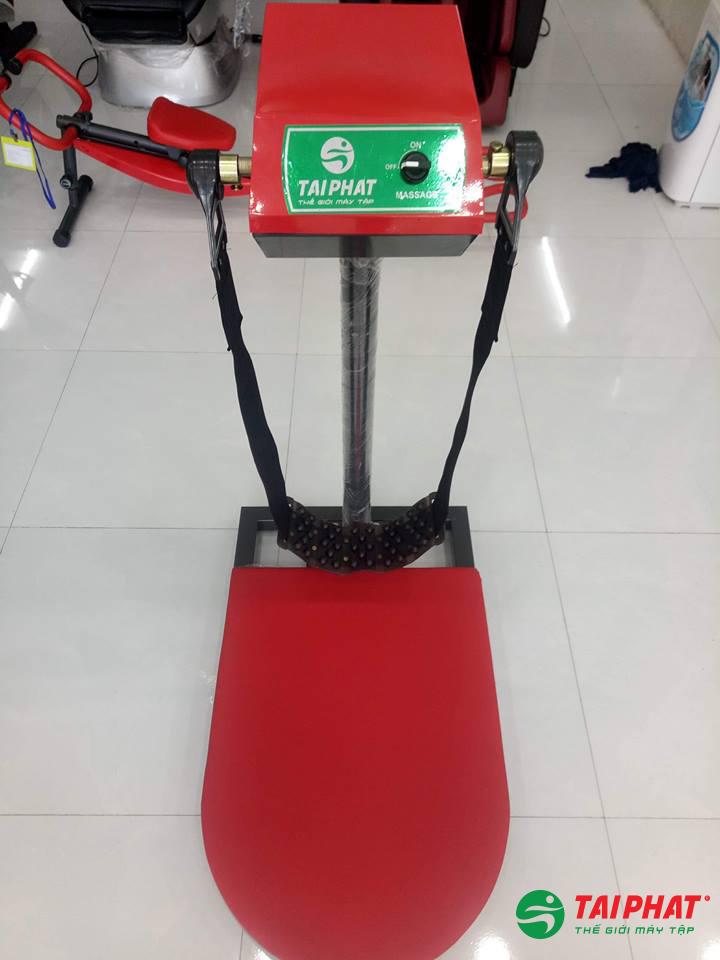 Máy massage toàn thân đầu đỏ TP-72 thiết kế mới nhất
