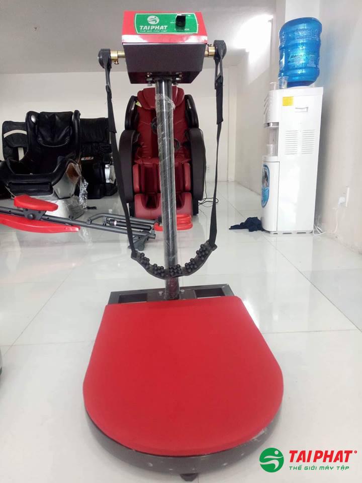Máy massage toàn thân đầu đỏ TP-72 với hỗ trợ giảm cân thần tốc