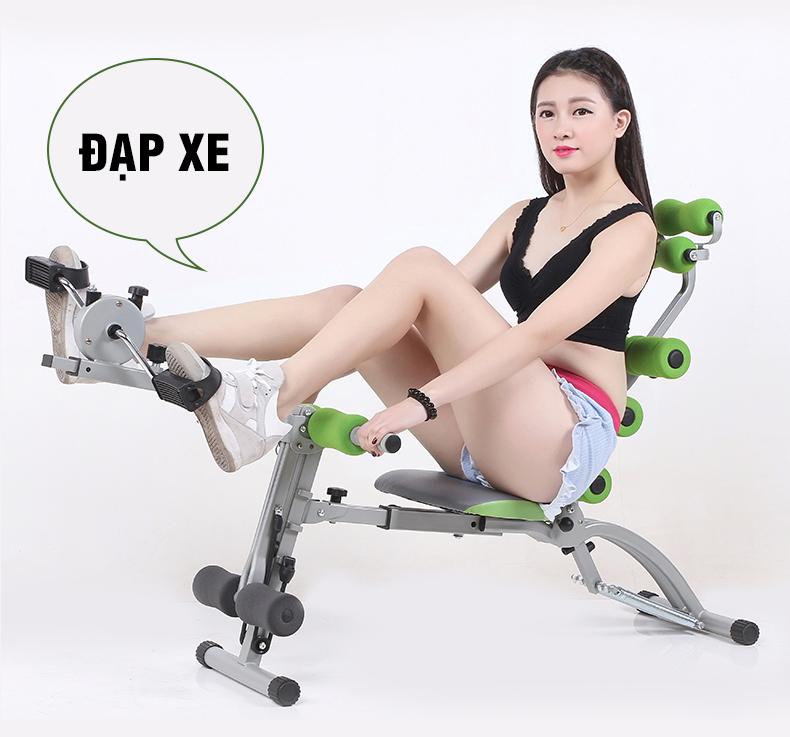 máy tập cơ bụng Tech Fitness TF-03